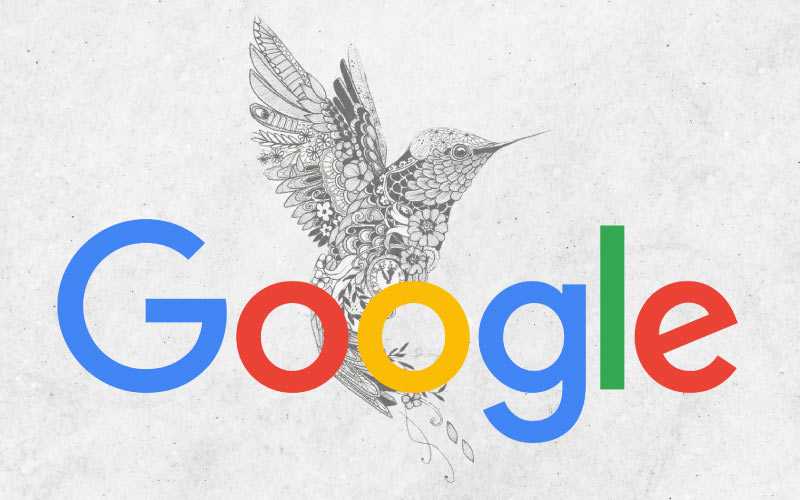 الگوریتم مرغ مگس خوار گوگل چیست؟ what is hummingbird algorithm