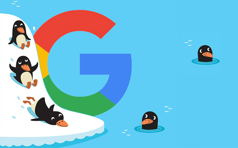 همه چیز درباره الگوریتم پنگوئن گوگل