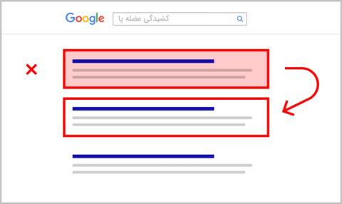 رنک برین تجربه کاربری کاربران از نتایج گوگل را اندازه گیری میکند