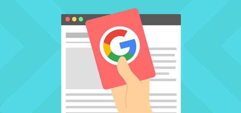 جریمه گوگل برای سایت هایی که در الگوریتم پاندا بی کیفیت شناسایی شدند