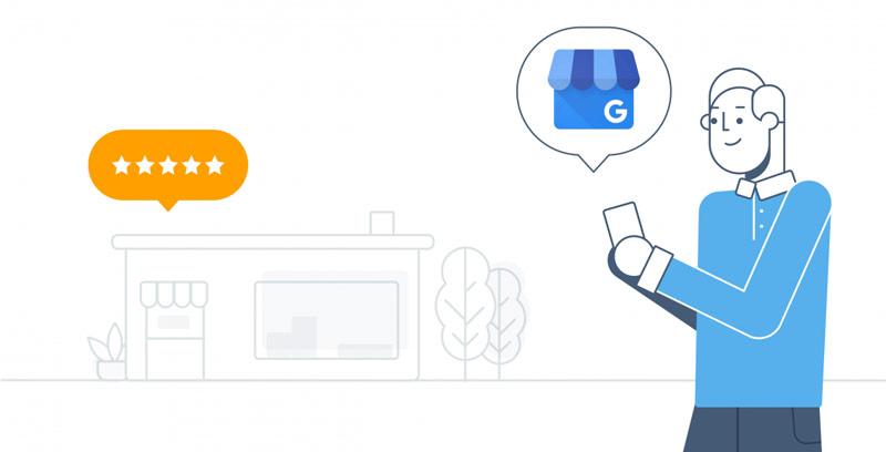 تاریخچه الگوریتم کبوتر گوگل - راه اندازی گوگل لوکال بیزینس