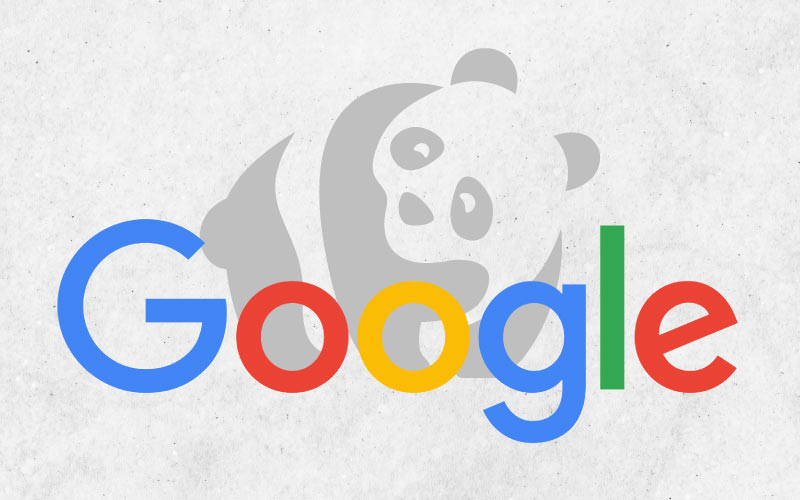 الگوریتم گوگل پاندا - google panda چیست؟