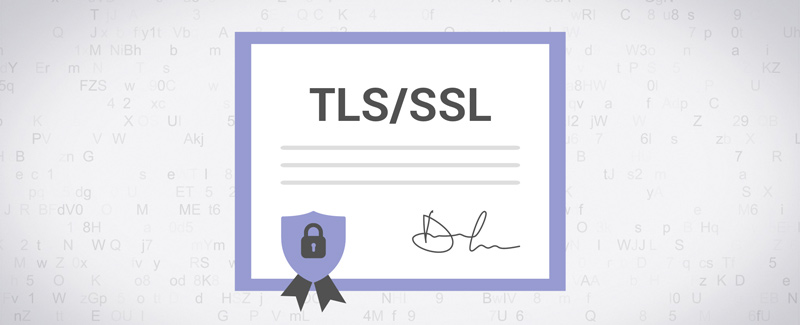 گواهینامه ssl یا tls